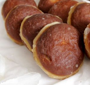 традиционные пончики