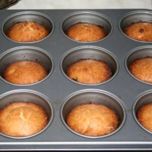 Кексы рецепт домашний просто обычный