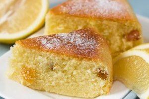 Кекс лимонный — рецепт классический с фото пошагово, как не испортить вкусный десерт