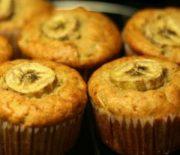 Рецепт банановых маффинов с фото — подробно рассмотрим каждый шаг приготовления блюда