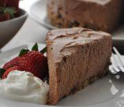 Рецепт чизкейка без выпечки с фото и описанием каждого шага приготовления блюда