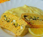 Рыбное суфле — рецепт в духовке, как готовить блюдо для маленьких детей и для взрослых