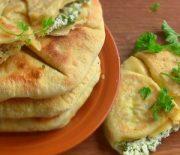 Лепешки с сыром и зеленью на сковороде — какие ингредиенты понадобятся для жарки