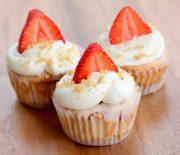 Маффины с фруктами и клубникой — рецепт с фото, который используют лучшие повара