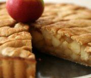 Шарлотка на кефире с яблоками в духовке — что понадобится для приготовления блюда