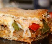 Закрытая пицца — рецепт с фото и полным описанием каждого шага приготовления блюда