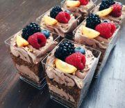Десерты в стаканчиках — рецепты с фото и рекомендациями от лучших поваров мира