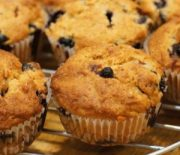 Кексы на кефире — простые рецепты с фото, пошагово рассмотрим каждый из способов