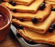 Как сделать тесто для блинов на кефире — рецепт с фото и описанием некоторых тонкостей