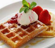 Рецепт Бельгийских вафель для электровафельницы — советы по приготовлению