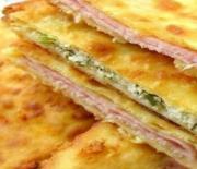 Сырные лепешки на кефире на сковороде — рецепт с фото и описанием каждого шага