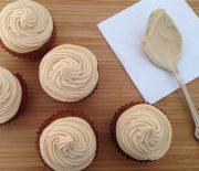 Крем сверху для кексов — рецепт с фото и описанием каждого шага приготовления