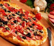 Рецепты пиццы с фото — простые и вкусные способы удивить своих гостей и близких