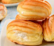 Заварные пирожные — рецепт с фото пошагово в домашних условиях, советы от поваров