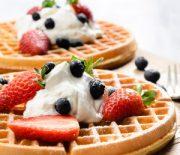 Венские вафли — рецепт для электровафельницы, какие ингредиенты понадобятся