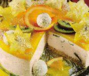 Торт суфле с фруктами — рецепт с фото и описанием всех нюансов приготовления
