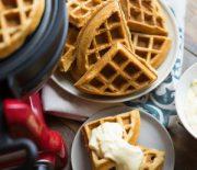 Как приготовить вафли в домашних условиях в вафельнице — рецепт теста и советы поваров