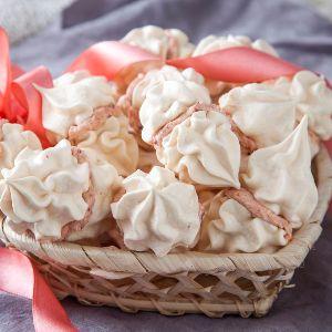 как приготовить десерт безе дома