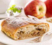 Штрудель с мясом — ингредиенты и варианты подачи блюда