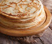 Готовим вкусные блины на воде: пошаговые рецепты с фото