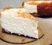 Рецепт приготовления чизкейка с выпечкой. Основные ингредиенты