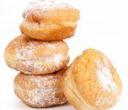 Готовим вкусные пышные пончики на сгущенке. Рецепт вкусного блюда