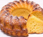 Готовим нежнейший творожный кекс с манной крупой
